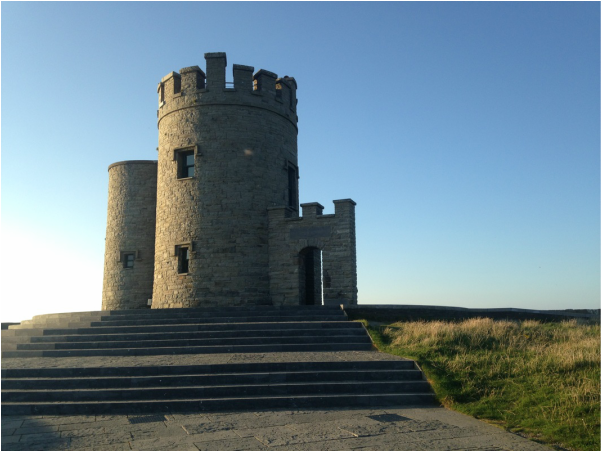 O'Brien's Tower, Ireland